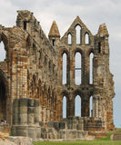 whitby abbey Arkivbild