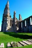 Whitby Abbey Royalty-vrije Stock Foto