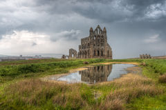 Whitby Abbey, England Stock Photo