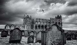 Whitby Abbey Stock Photography