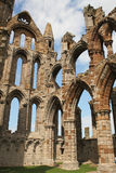 Whitby Abbey ruins, England Stock Images