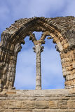Whitby Abbey, Whitby England Stock Images