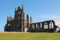 Whitby Abbey Yorkshire Uk Royalty Free Stock Images