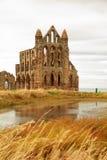Whitby Abbey, Yorkshire, UK. Stock Images