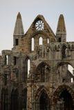 Whitby Abtei Stockfoto