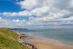 Whitby beach Royalty Free Stock Photo