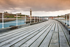 Whitby, England Royalty Free Stock Image