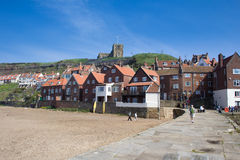 Whitby, England Royalty Free Stock Images