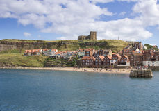 Whitby, England Stock Photo