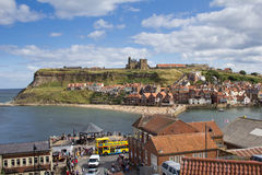 Whitby, England Royalty Free Stock Photos