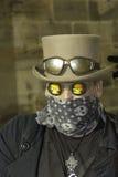 Whitby Goth Weekend Techno-Punk Stockfotografie