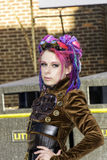 Whitby Goth Weekend Techno-Punk Lizenzfreie Stockbilder