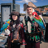 Whitby Goth Weekend Royalty Free Stock Image