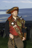 Whitby gotu Weekendowy pirat Fotografia Royalty Free