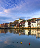 Whitby Harbour Royalty Free Stock Image