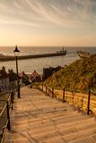 199 whitby moment Arkivbilder