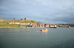 Whitby North Yorkshire Arkivbilder