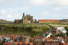 Whitby, North Yorkshire Images libres de droits
