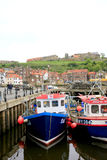 Whitby, North Yorkshire. Royalty Free Stock Images