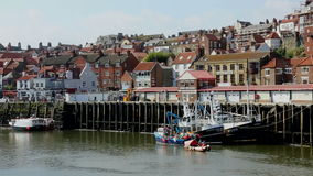 Whitby - North Yorkshire - England Stock Photos