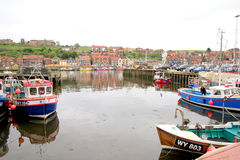 Whitby, North Yorkshire. Royalty Free Stock Photography