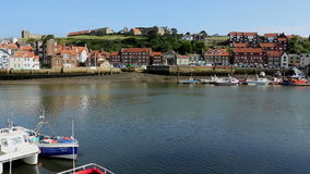 Whitby - North Yorkshire - l'Angleterre Photographie stock