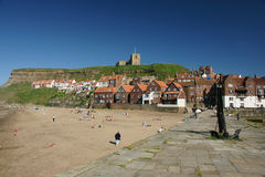 Whitby, north Yorkshire Royalty Free Stock Photos