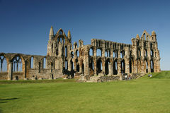 Whitby, north Yorkshire Royalty Free Stock Photography