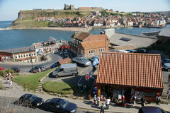 Whitby, north Yorkshire Royalty Free Stock Images