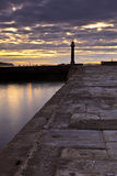 Whitby Pier 7 Royalty Free Stock Photo