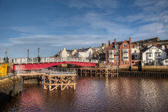 Whitby Quayside Stock Images