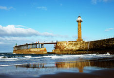 Whitby scenic Royalty Free Stock Photo