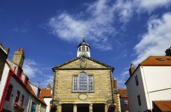 Whitby town hall Stock Images