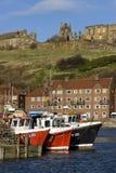 Whitby Yorkshire du nord - au Royaume-Uni Images stock