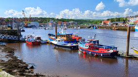 Whitby Yorkshire England UK Stock Image