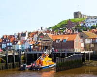 Whitby Yorkshire England UK Royalty Free Stock Image