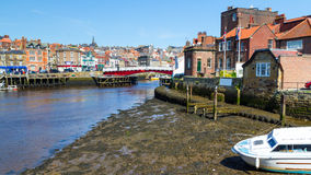 Whitby Yorkshire England UK Stock Photo