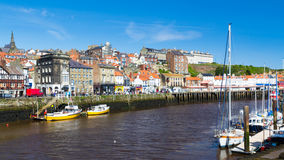 Whitby Yorkshire England UK Stock Photos