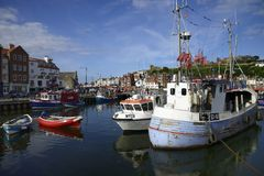 Whitby (Yorkshire) Royalty Free Stock Photography