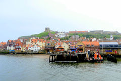 Whitby, Yorkshire. Royalty Free Stock Photography
