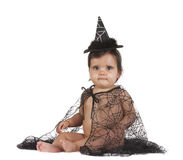 Whitch baby Stock Photos