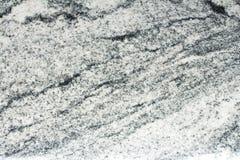 White贵族花岗岩工作台面 免版税库存照片