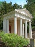white świątyni Zdjęcia Stock