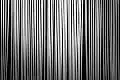 White abstrackt stipes on black Royalty Free Stock Photography