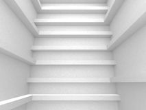 White Abstract Architecture Design Background Royalty Free Stock Image
