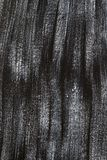 White abstract background on the black stripes. strips non, evenly. Stock Image