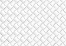 White abstract background design pattern. 3d render. Ing Stock Photos