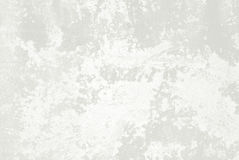 White abstract background. Destroyed wall white grey gray stock illustration