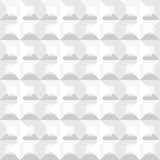White abstract background pattern design Stock Photography