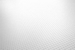 White abstract background in perspective Stock Image